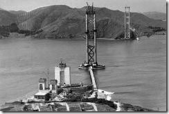 GOLDEN GATE CONSTRUCTION 1934